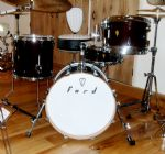 FORD ORGANIC SOLID CLARO WALNUT JAZZ KIT